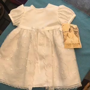 Christening Dress for 12 month Girl